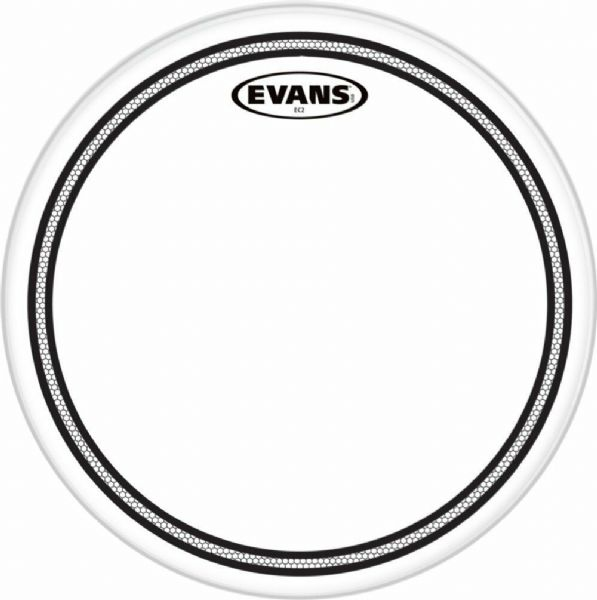 Evans EC Resonant 10-inch Tom Drum Head - TT10ECR